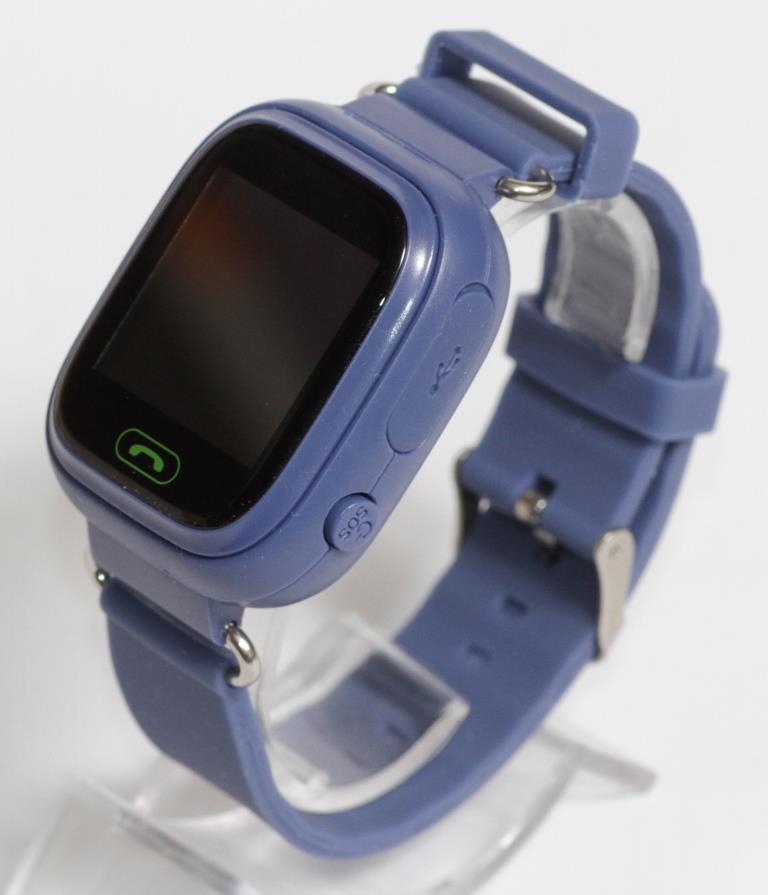 Детские GSM смарт-часы Q90. Синие