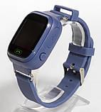 Детские GSM смарт-часы Q90. Синие, фото 6