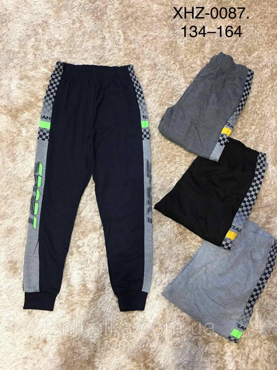 Спортивные брюки для мальчика оптом, Active Sport, 134-164 рр., арт. ХHZ-0087