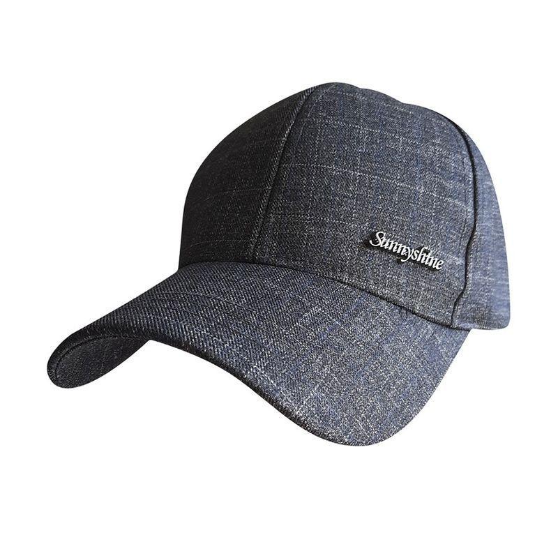 Кепка для мужчин Sport Line серого цвета