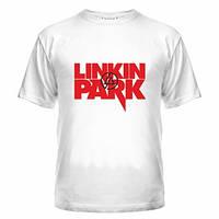 Футболка с группой Linkin Park