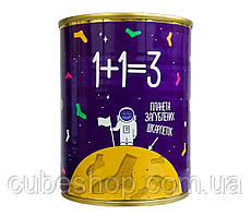 "Носки-консервы ""1+1=3"""