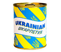 "Носки-консервы ""Ukrainian шкарпетка"", фото 1"