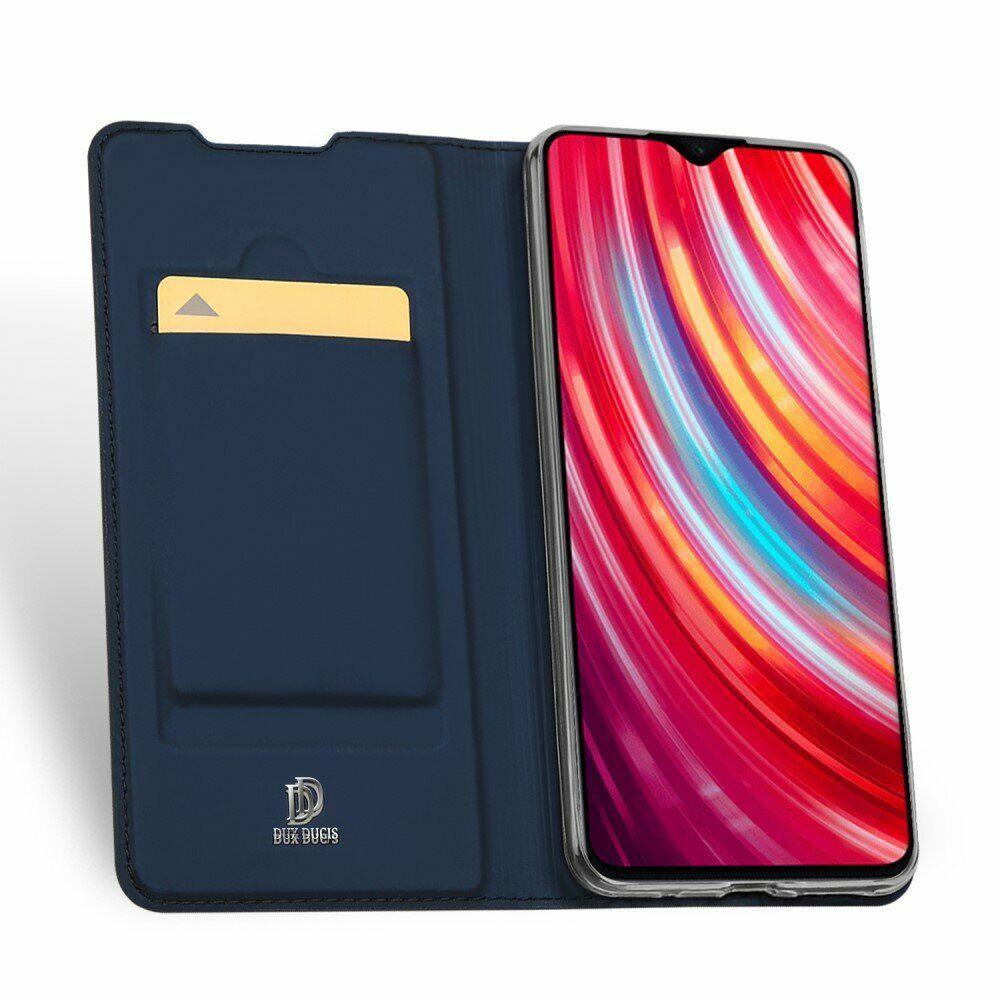 Dux Ducis Xiaomi Redmi Note 8 Pro Skin Pro Series Case Blue Чохол-Книжка