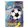Папка для праці 1 Вересня картонна А4 Team football 491894