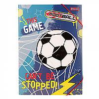 Папка для праці 1 Вересня картонна А4 Team football 491894, фото 1