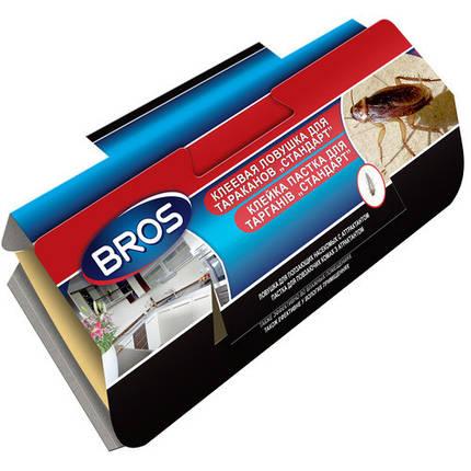 Bros / Брос клеевая ловушка-домик — для отлова тараканов с феромоном, фото 2