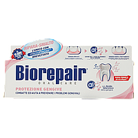 Зубная паста Biorepair Protezione Gengive Защита десен  75 мл