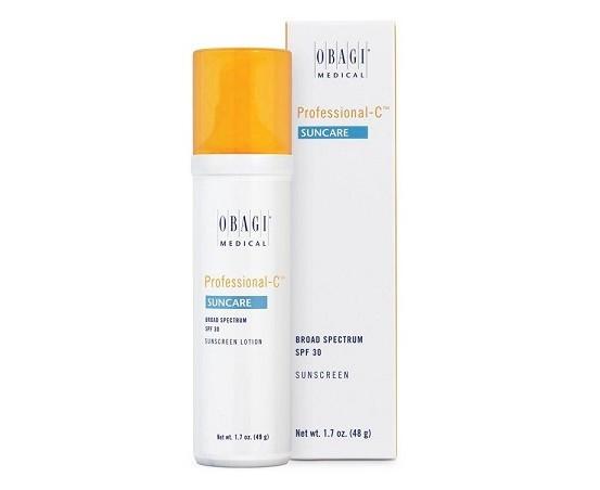 Obagi Professional-C Suncare Солнцезащитный крем SPF30 с витамином С 10% 48 гр