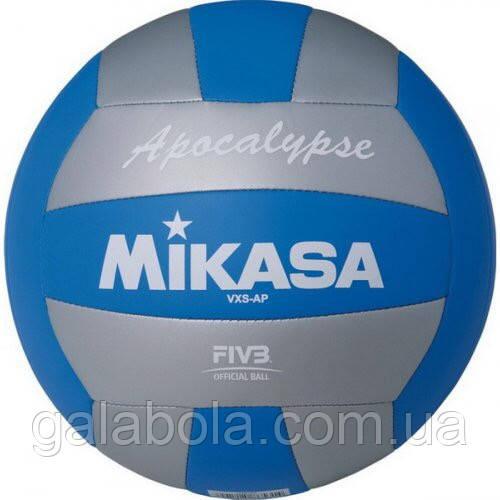 Мяч для пляжного волейбола Mikasa VXS-AP (размер 5)