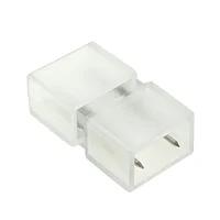 Коннектор двосторонній для LED стрічки 5mm 20V 2pin