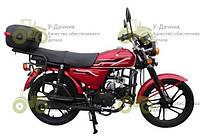 Мотоцикл FORTE ALFA FT110-2 червоний