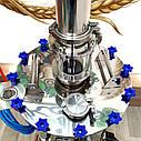 """Аппарат """"Kors Gold Clamp Ultra"""" 120 литров, фото 5"""