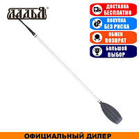 Байдарочное весло трехсекционное, разборное Ладья ВУ-225.3; 2,25м. 0,9кг. Весло для байдарки Ладья ВУ-225.3;