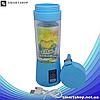 Блендер Smart Juice Cup Fruits USB - Фитнес-блендер портативный для смузи и коктейлей, фото 3