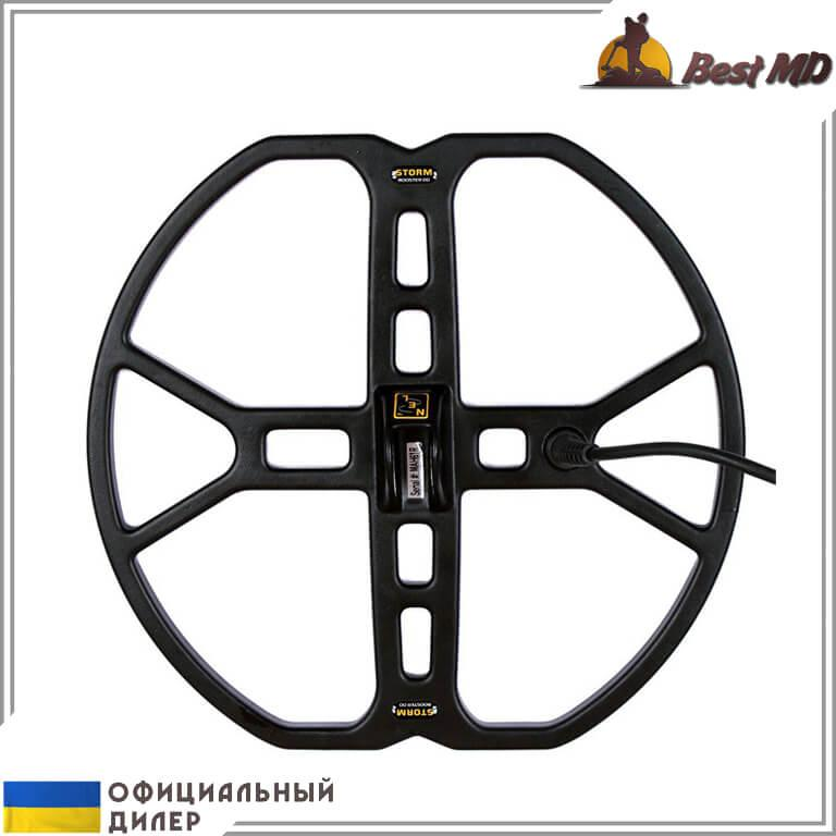 Катушка NEL Storm для металлоискателей Golden Mask 4, 4 Pro, 4 WD Pro, 5, 5 Plus