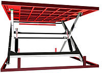 Подъемный стол г/п3т. Размеры стола 3х3м. Подъем 1,5м., фото 1