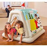 Детский игровой центр палатка Intex 48634. 115-110-115см, фото 3