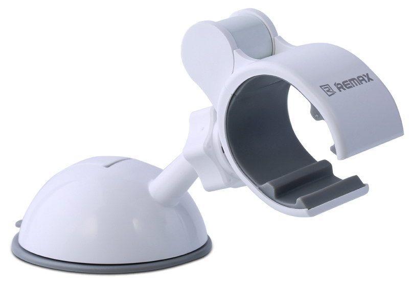 Автодержатель Remax RM-C02 Grey