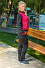 Спортивный костюм (46-60) 8037, фото 3