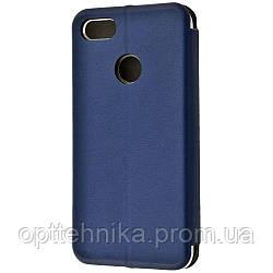 Flip Magnetic Case Huawei Nova Lite 2017 dark_blue