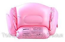 Надувная ванночка Intime Baby Bath Tub (Розовая)!Хит цена, фото 3