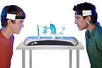 Электронная настольная игра MindFlex Duel испытайте свой мозг, фото 1