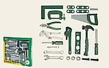 Набор игрушечных инструментов Мастерская  T218E(G), фото 2