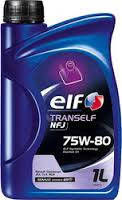 Масло трансмиссионное ELF TRANSELF NFJ 75W-80 1L