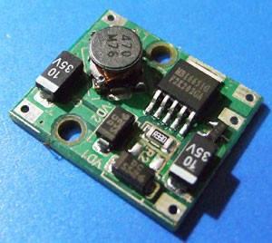 Импульсный драйвер LDR-v.2.0-350ma