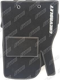Ворсовые коврики Chevrolet Niva 2002- VIP ЛЮКС АВТО-ВОРС