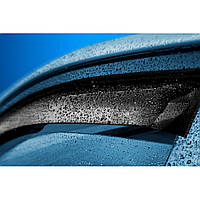 Дефлекторы на боковые стекла Ford Fiesta VI 5d 2008 COBRA TUNING, фото 1