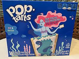 Тосты печенье с джемом из голубой малины Pop Tarts