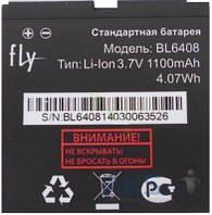 Аккумулятор Fly IQ239 Era Nano 2/BL6408 (1100 mAh) Original