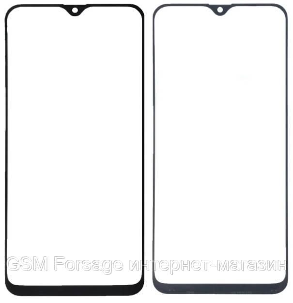 Стекло дисплея Samsung Galaxy A30S SM-A307 (2019) для переклейки Black