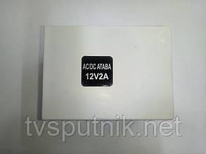 Блок питания 12V2A (12 Вольт/ 2 ампера), фото 2