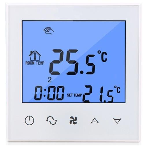 Программируемый терморегулятор Heat Plus BHT-321GB White