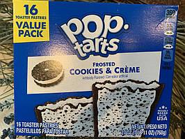 Тосты печенье с кремовой начинкой Pop Tarts