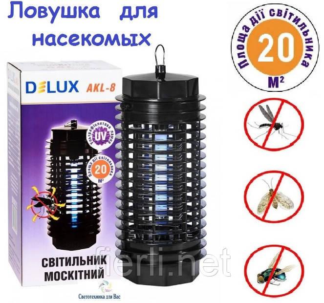 Ловушка для уничтожения насекомых до 20 м . DELUX AKL-8