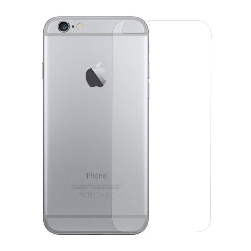 Защитное стекло на заднюю крышку Optima 9H для Apple iPhone 6 6s Plus 5.5
