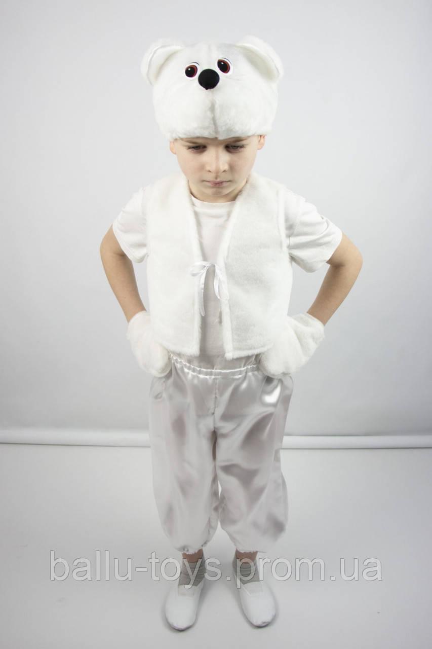 Карнавальный детский костюм Мишка (3-6 лет)