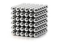 Головоломка магнитная Неокуб (NeoCube) 5 мм никель, 216 шариков, фото 1