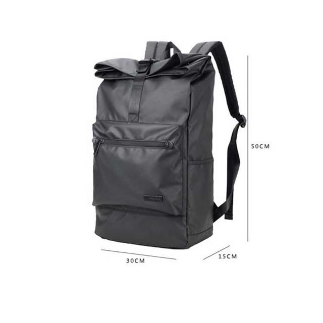 Міський молодіжний рюкзак з відділенням для ноутбуку Slyness чорного кольору