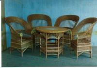 Плетеная мебель из екологически чистой лозы, фото 1