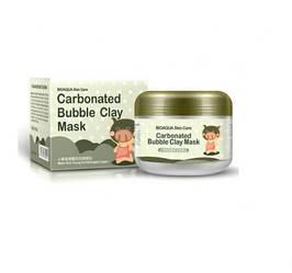 Маска очищающая пузырьковая Bioaqua Carbonated Bubble Clay Mask 100 г (A1031)