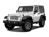Jeep Wrangler 06-18