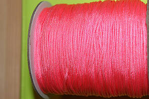 Шнур для браслетов Шамбала светло розовый (1,5 мм)
