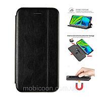 Чехол книжка Gelius для Samsung Galaxy M20 M205 черный (самсунг М20)