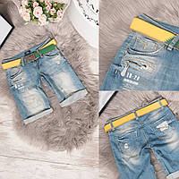 Джинсовые шорты для девочки Colibri (Турция)