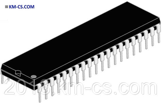 Мікросхема КР1816ВЕ35 (Квазар-ІС)